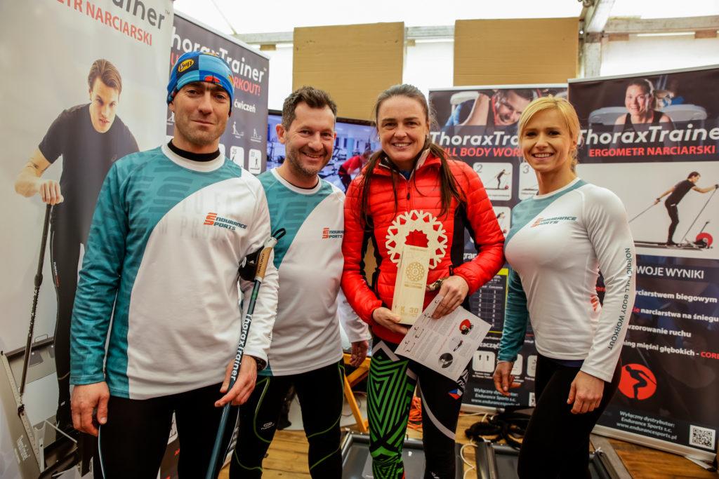 41. Bieg Piastów zThorax Trainer iekipą Endurance Sports